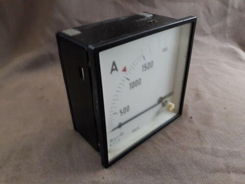 Celsa Ammeter 0-3000 A