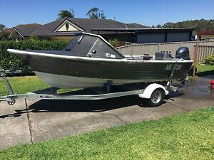 Fibreglass boat Woodberry Maitland Area Preview