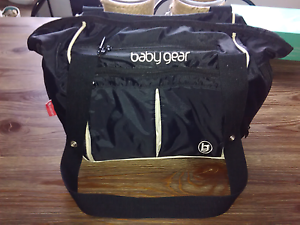BABYGEAR NAPPY BAG Brighton Brighton Area Preview