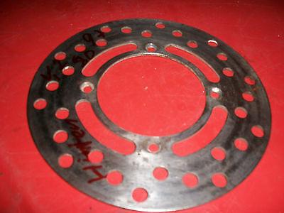 Bremsscheibe hinten für eine Yamaha YZ 80  1997 15315