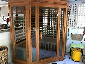 Far Infrared sauna Edge Hill Cairns City Preview