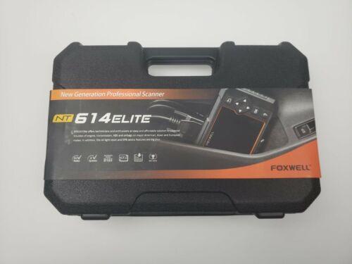 Foxwell, NT614 Elite Scanner