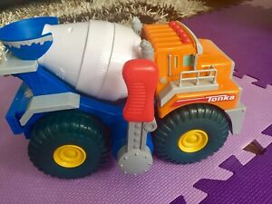 Tonka Strongarm Cement Mixer