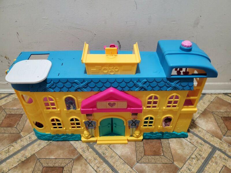Disney Junior Doc McStuffins Toy Hospital Playset Playhouse Dollhouse