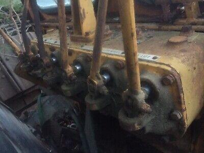 Caterpillar 12e Motor Grader Controls Gears Internal Parts