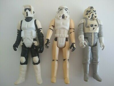 Vintage Star Wars Stormtrooper Figures 1977 1980 1983