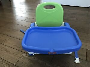 Siège d'appoint pour manger Fisher Price
