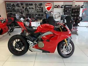 2019 Ducati V4 S Panigale - EX Demo Mornington Mornington Peninsula Preview