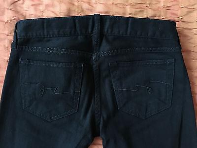 NWOT FRENCH CONNECTION Ladies Jeans, BLACK denim, UK 6 / USA 0