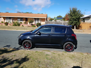 2009 Suzuki swift Queanbeyan Queanbeyan Area Preview