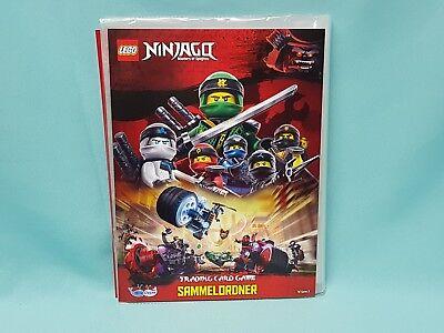Lego® Ninjago™ Serie 3 Trading Card Game Sammelordner Mappe Sammelmappe Neu