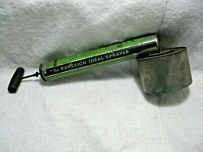 Vintage Collectible RAWLEIGH IDEAL SPRAYER-Farm-Home-Greenhouse-