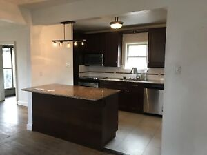 Kitchen cabinetry and Granite counter tops