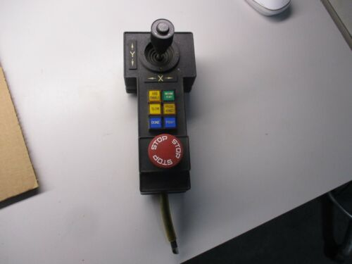 BROWN & SHARP JOYSTICK JOGBOX INDUSTRIAL X-Y-Z AXIS CONTROLLER #3271030T USED