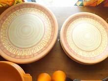 70's retro orange caravan picincware /nice christmas gift Barmedman Bland Area Preview