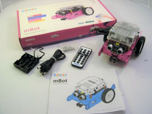 Makeblock Mbot Educational Robot *Pink*