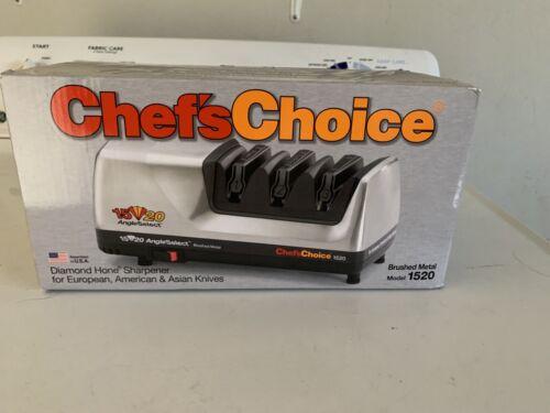 Chef's Choice 1520 AngleSelect Diamond Hone Knife Sharpener-