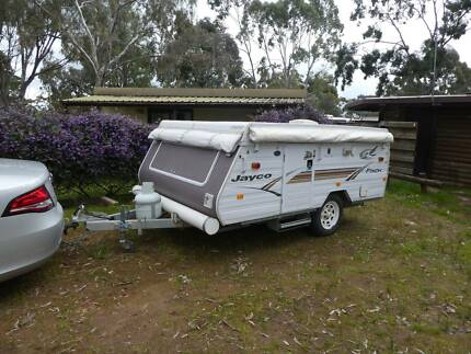 Jayco Finch 2005 in excellent condition
