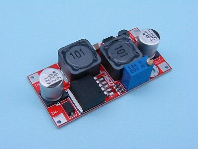 Fpv Step-down Step-up Voltage Regulator 3-35v Input 1.2-30v Output
