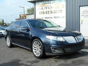 Lincoln MKS 2009 ***AWD,TOIT PANORAMIQUE,CAMERA RECUL***