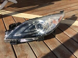Phare / headlight Mazda3 Sport 2010