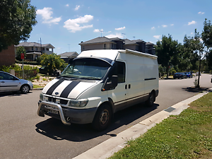 Ford Transit 2002 Campbelltown Campbelltown Area Preview