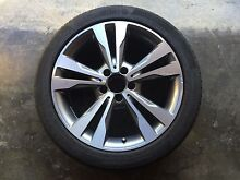 Wheel & Tyre for Mercedes-Benz C200 W205 Robertson Brisbane South West Preview
