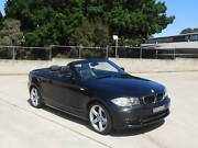 2008 BMW 120I CONVERTABLE IMMACULATE LOG BOOKS MUST SEE Homebush West Strathfield Area Preview