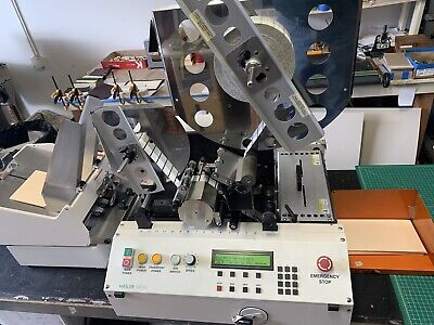 Hasler Ht30 Tabber With Feeder. Wafer Sealer Accufast Astro Kirk Rudy Tabber.