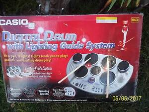 casio electronic drum set LD80 Quakers Hill Blacktown Area Preview