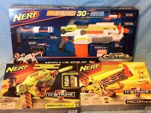 Nerf N-Strike package for sale