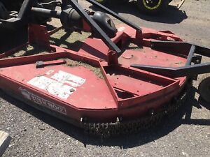 Bush hog 406 6' wide mower