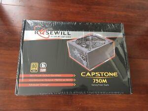Psu Rosewill Capstone 750m 80gold