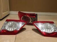 2011 Toyota Corolla - Taillights