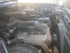 4.5L fzfe engine with supercharger and gas setup Byford Serpentine Area Preview
