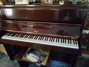 Beal piano Forster Great Lakes Area Preview
