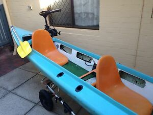 $reduced. Kayak+minn Kota motor Maylands Bayswater Area Preview