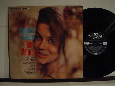 Ann Margret Bachelors Paradise Japan Lp