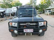2008 Toyota LandCruiser Ute Broome Broome City Preview
