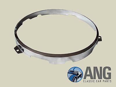 MORRIS MARINA '71-'80 CHROME PLATED INNER HEADLAMP RIM 515218A