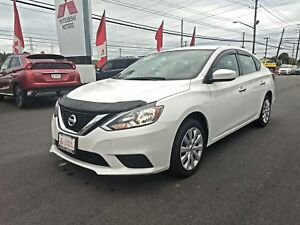 2017 Nissan Sentra 1.8 SV - only $134 biweekly all in!