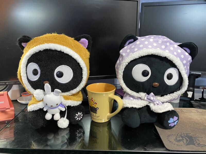 Chococat Plush Combo .Will Break Up Set
