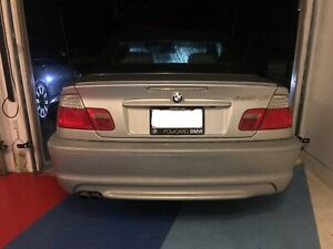 BMW E46 320i 325i 330i ZHP PART OUT *tires & rims*