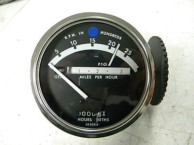 Tachometer Ar60514 Re206861 Powershift Fits J D 4230 4430 4630 4040 4240 4440