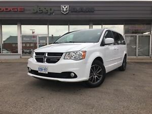 2017 Dodge Grand Caravan SXT Premium Plus | DVD | Demo