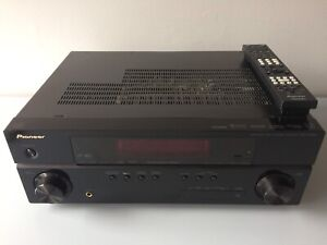 Pioneer 7.1 Ch Receiver & Bose Double Cubes Speakers