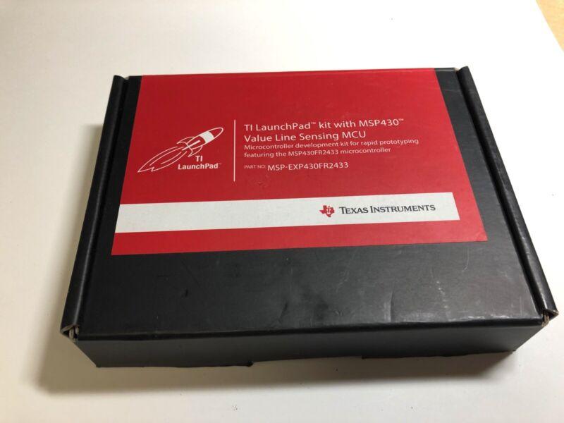 TI Latest Version Value Line MSP430 LaunchPad™ Development Kit MSP-EXP430G2ET