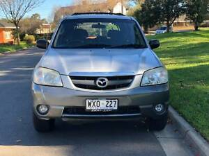 2003 Mazda Tribute LIMITED SPORT Automatic SUV Torrensville West Torrens Area Preview