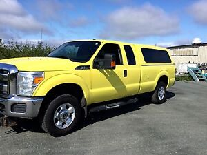 2011 Ford F-250  Supercab 4x4