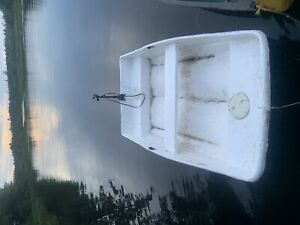 8 foot boat with 20 pound thrust trolling Motor